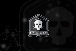 esport logo skull legion