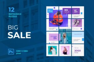 instagram puzzle – special big sale
