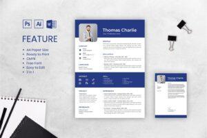 cv resume professional design programmer