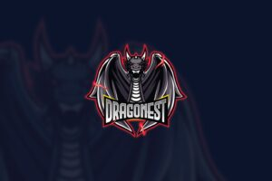 esport logo dragon nest