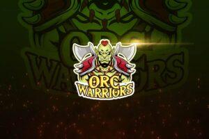 esport logo orc warriors