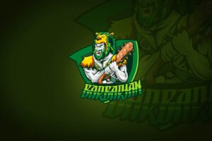 esport logo the barbarian