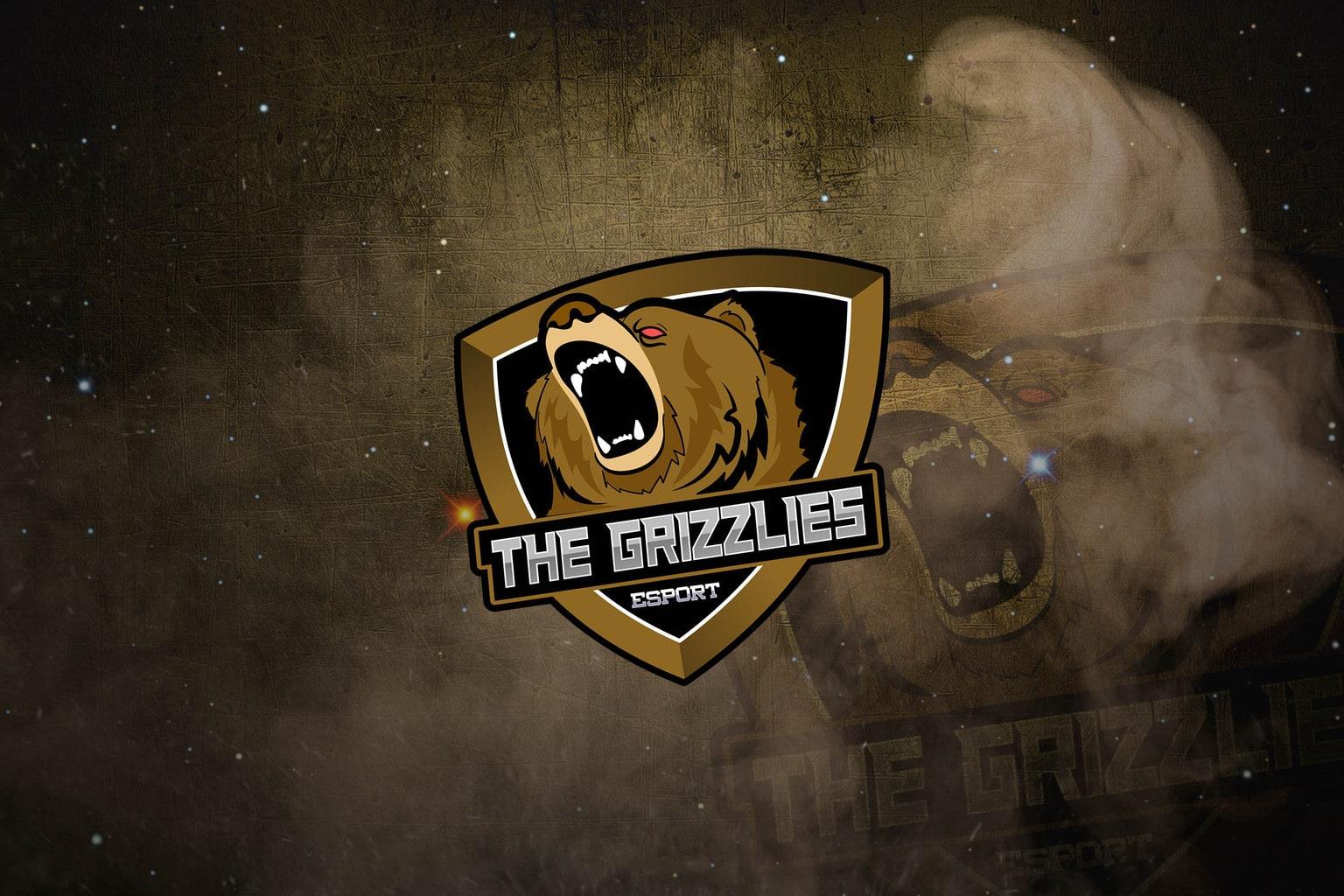 esport logo the grizzlies