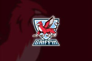 esport logo vicious griffin