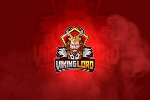 esport logo viking lord 1