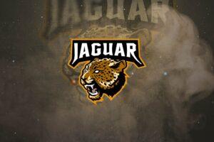 esport logo wild jaguar