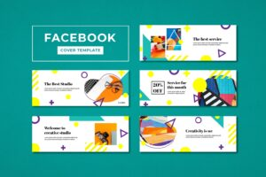 facebook cover creative studio