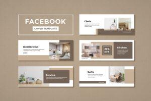 facebook cover minimalist home interior