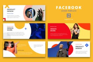 facebook cover product design service