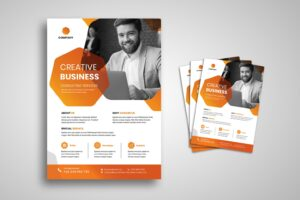 flyer special creative business 2