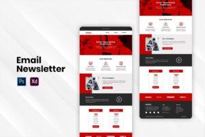 digital advertising email newsletter