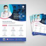 flyer covid 19 test procedure