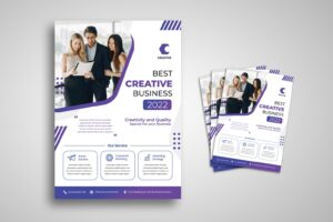 flyer creativity quality business 1