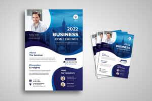 flyer discussion insight business 1