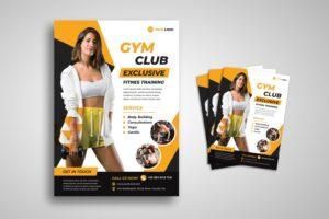 flyer gym club exclusive