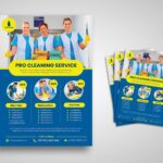 flyer professional cleaning services
