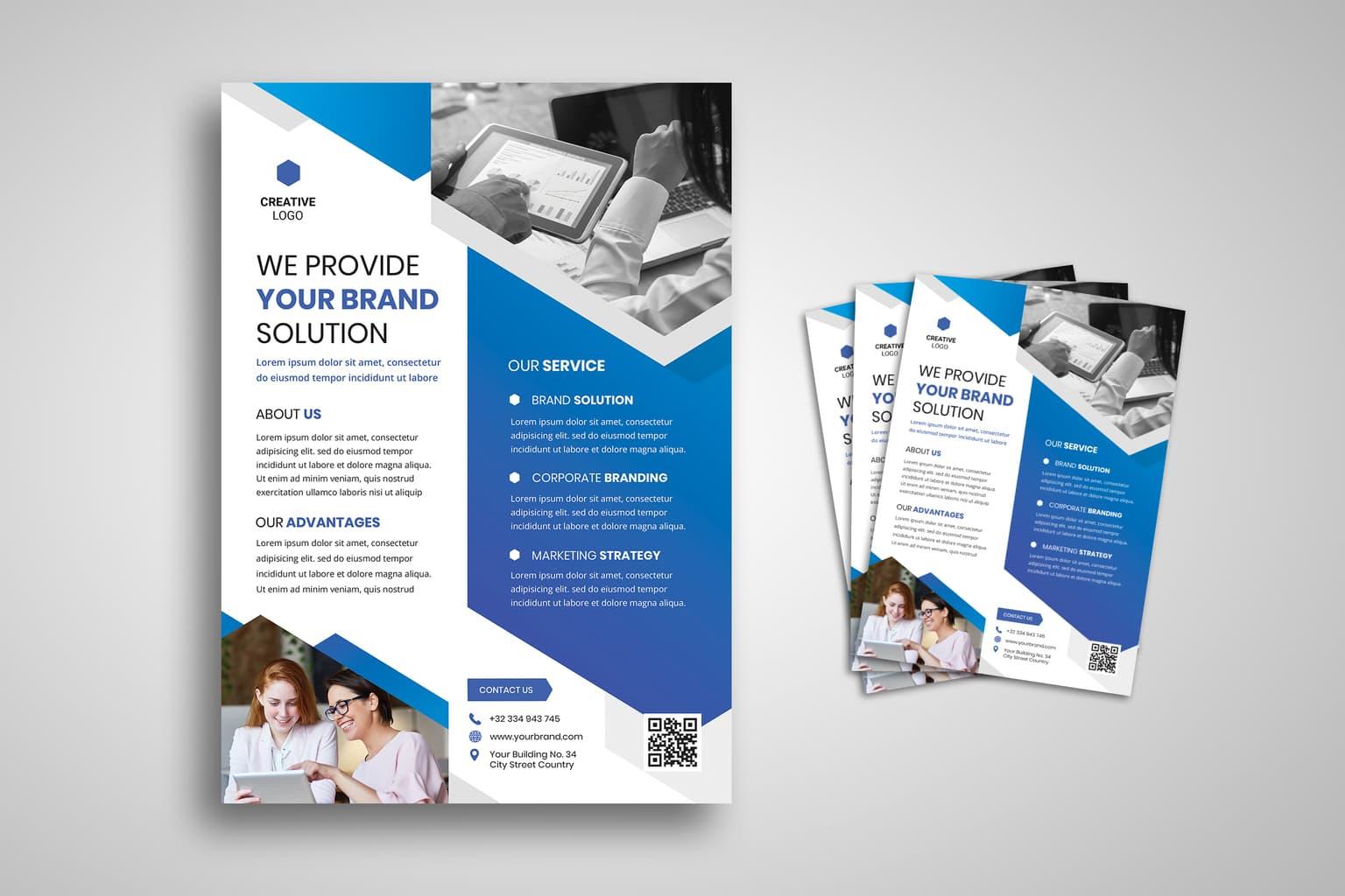 flyer trust marketing strategy 1