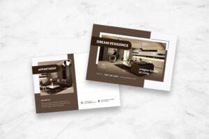 postcard future dream residence 2