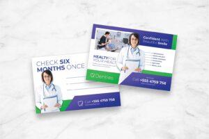 postcard special dentist care 1