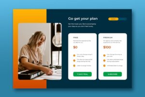 pricing table plan management project