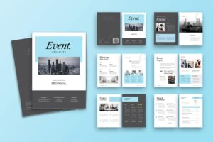 proposal special event organizer